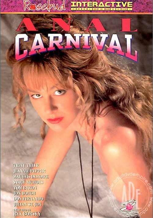 Anal Carnival Boxcover