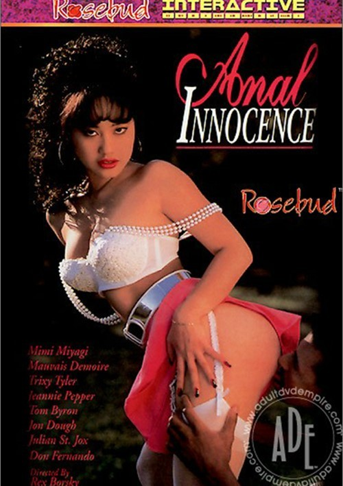 Anal Innocence Boxcover