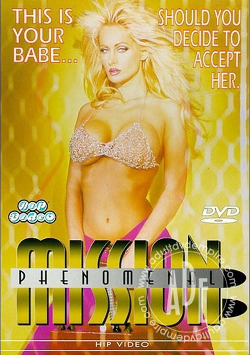Mission Phenomenal Boxcover