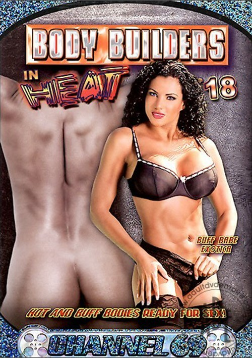 Body Builders in Heat 18 Boxcover