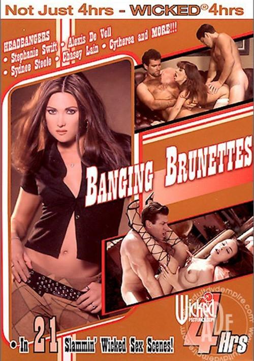 Banging Brunettes Boxcover