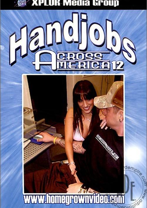 Handjobs Across America #12 Boxcover