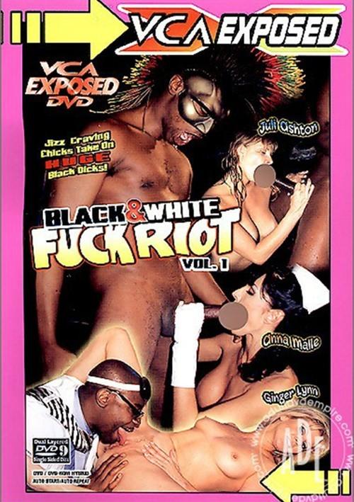 Black & White Fuck Riot Vol. 1 Boxcover
