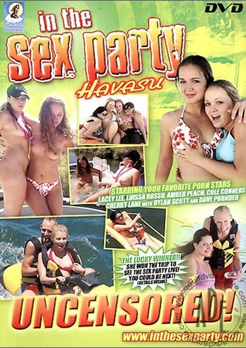 In The Sex Party: Havasu Uncensored! Boxcover