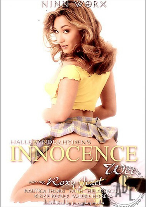 Innocence: Wet Boxcover