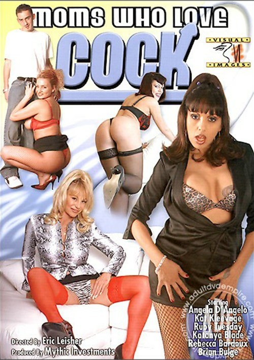 Moms Who Love Cock Boxcover
