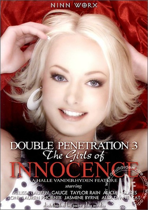 Double Penetration 3: The Girls of Innocence Boxcover