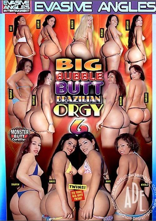 Bubble butt orgies
