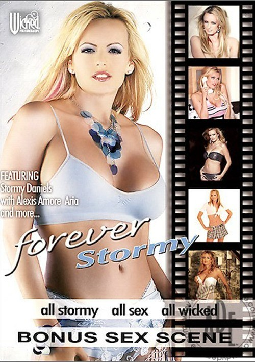 Forever Stormy Boxcover
