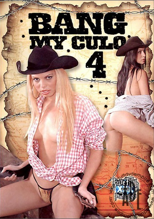 Bang My Culo 4 Boxcover