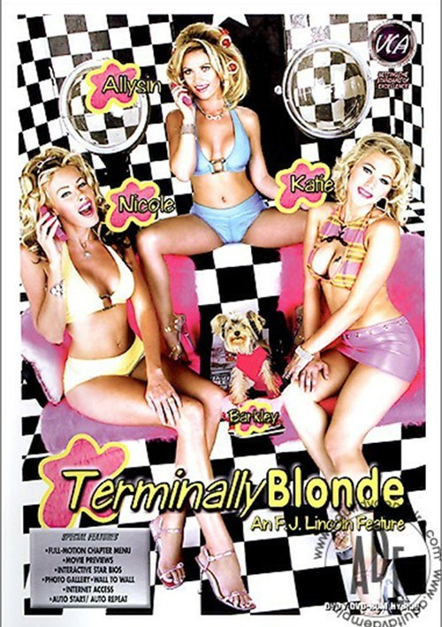 Terminally Blonde Boxcover
