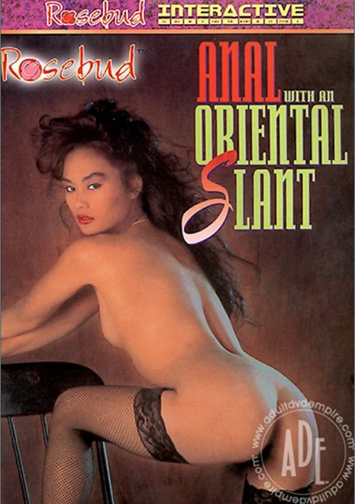Anal With An Oriental Slant Boxcover