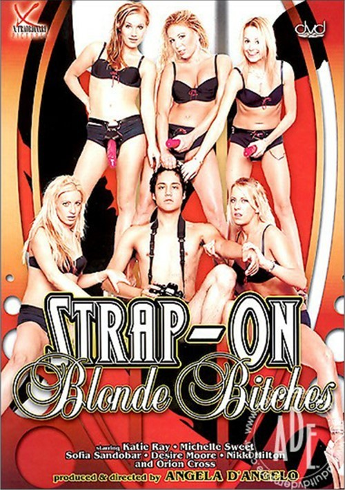 Strap-On Blonde Bitches Boxcover