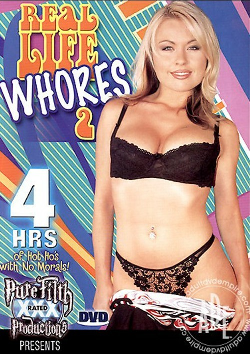 Real Life Whores 2 Boxcover