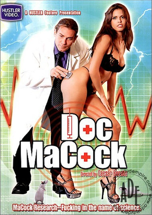 Doc MaCock Boxcover