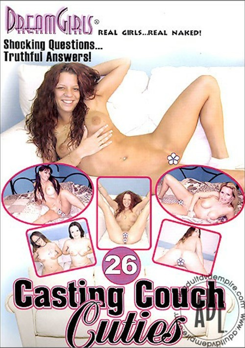 Dream Girls: Casting Couch Cuties 26 Boxcover