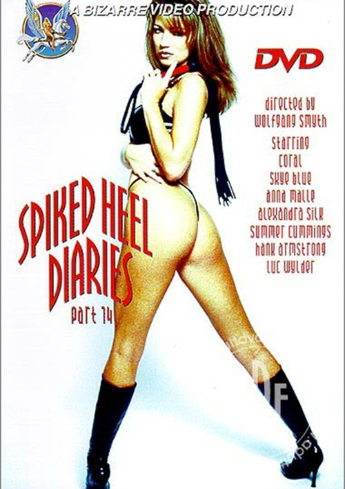 Spiked Heel Diaries 14 Boxcover