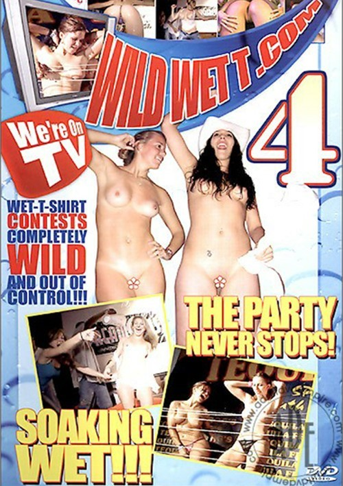 Wild Wet T 4 Boxcover