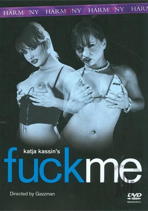 Katja Kassin's Fuck Me Boxcover
