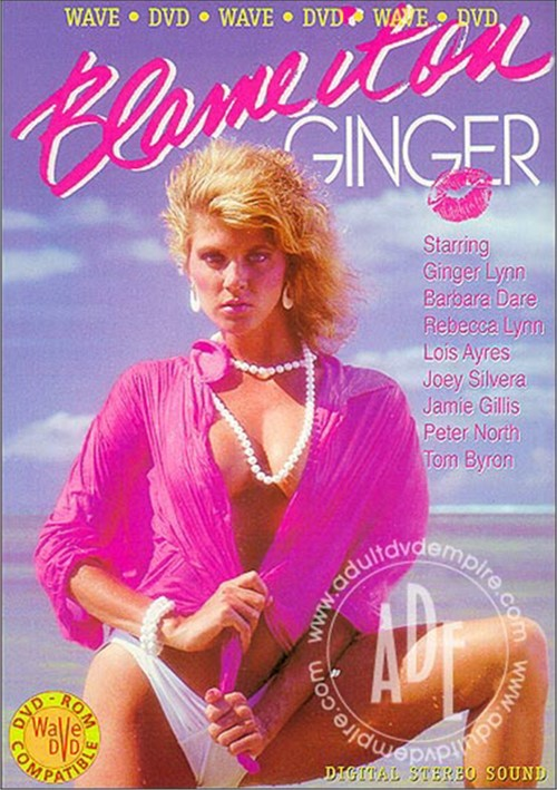 Blame It On Ginger Boxcover