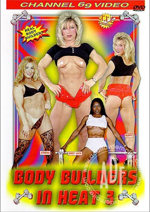 Body Builders In Heat 3 Boxcover