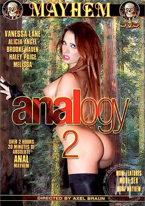 Analogy 2 Boxcover