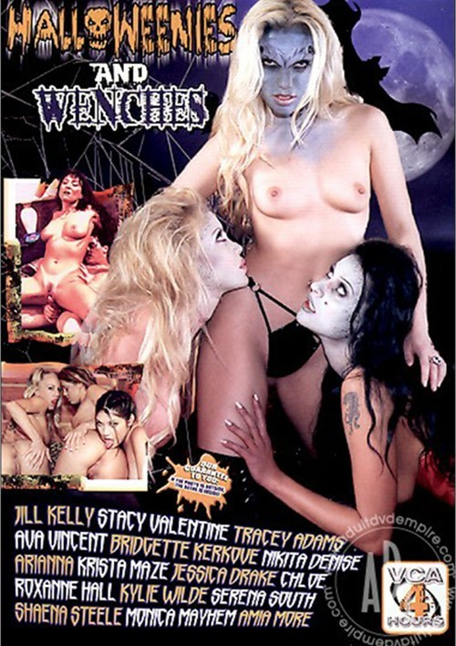 Halloweenies And Wenches Boxcover