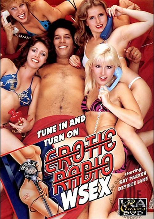 Erotic Radio WSEX Boxcover