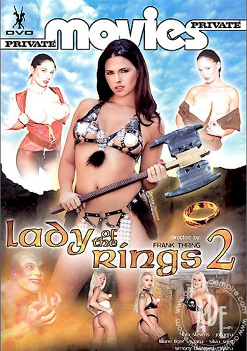 Lady Of The Rings 2 Boxcover