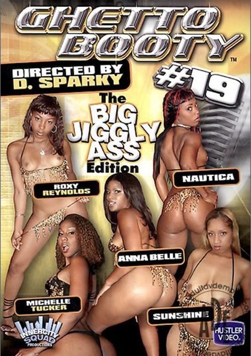 Ghetto Booty 19 Boxcover