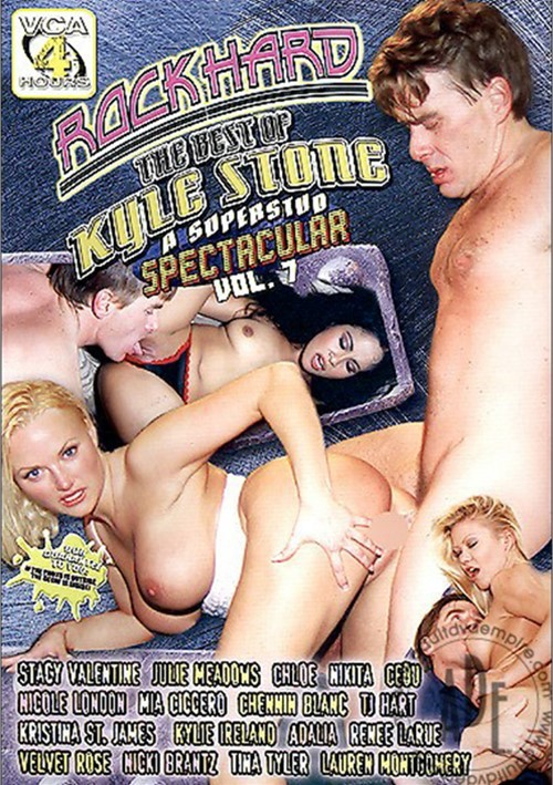 Rock Hard: The Best Of Kyle Stone Boxcover
