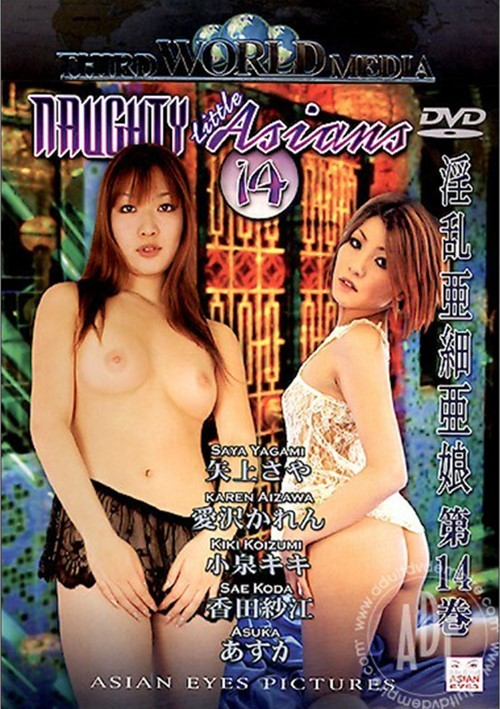 Naughty Little Asians Vol. 14 Boxcover