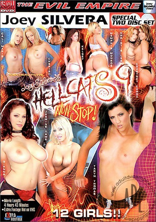 Hellcats 9 Boxcover