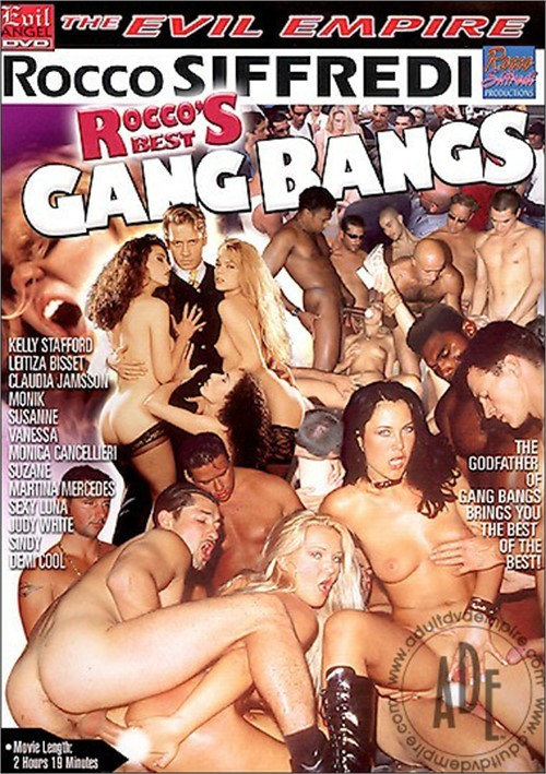 Rocco's Best Gang Bangs Boxcover
