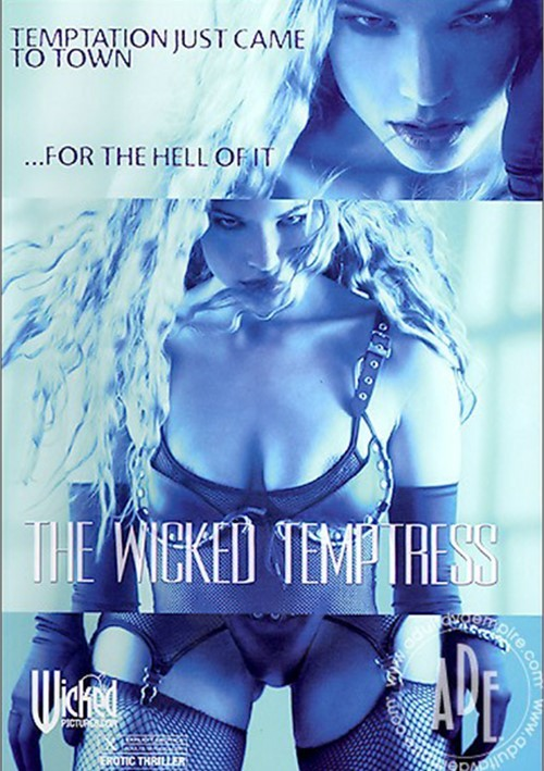 Wicked Temptress, The Boxcover