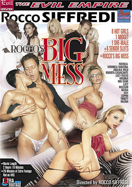 Rocco's Big Mess Boxcover
