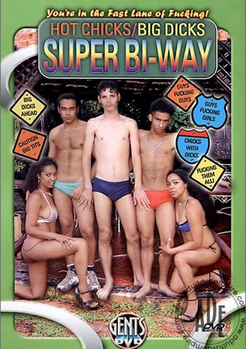 Hot Chicks/Big Dicks: Super Bi-Way Boxcover