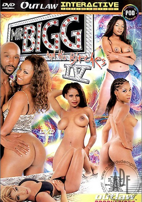 Mr. Bigg and His Bitches 4 Boxcover