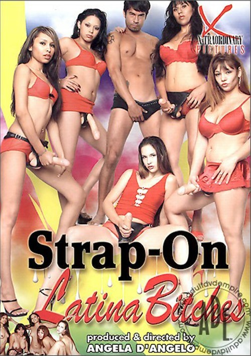 Strap-On Latina Bitches Boxcover