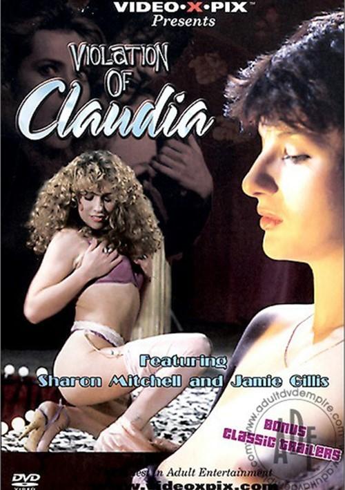 Violation of Claudia Boxcover