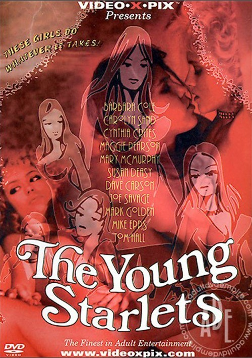 Young Starlets, The Boxcover