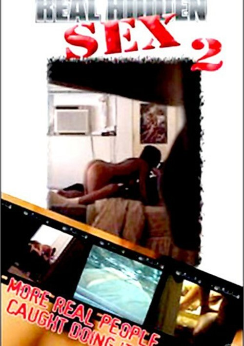 Real Hidden Sex 2 Boxcover