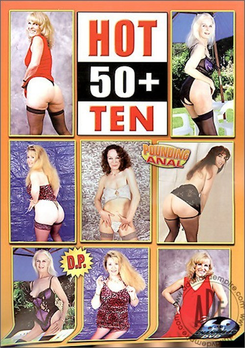 Hot 50+ 10 Boxcover