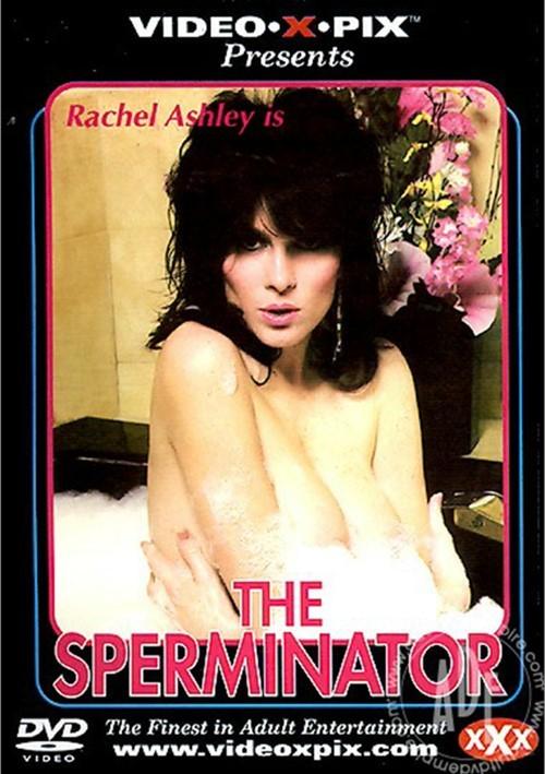 Sperminator, The Boxcover