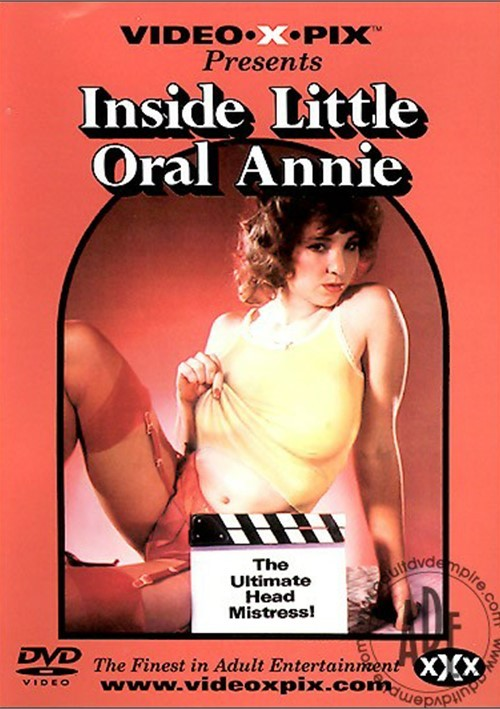 Inside Little Oral Annie Boxcover