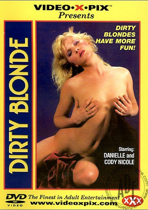 Dirty Blonde Boxcover