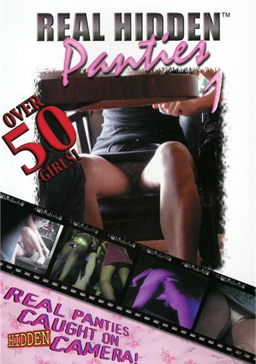Real Hidden Panties 1 Boxcover