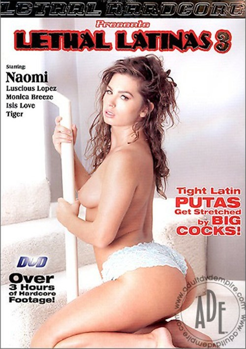 Lethal Latinas 3 Boxcover
