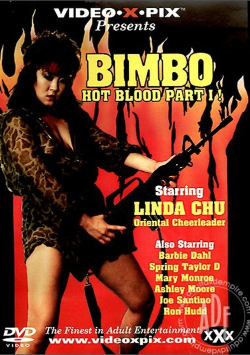 Bimbo: Hot Blood Part I Boxcover