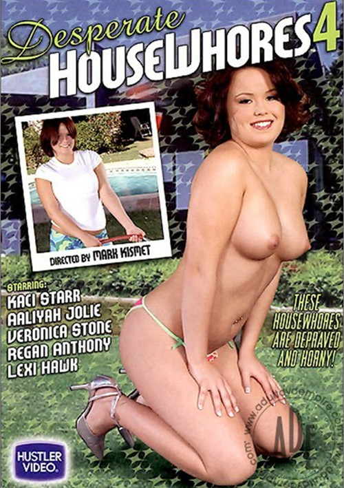 Desperate House Whores 4 Boxcover